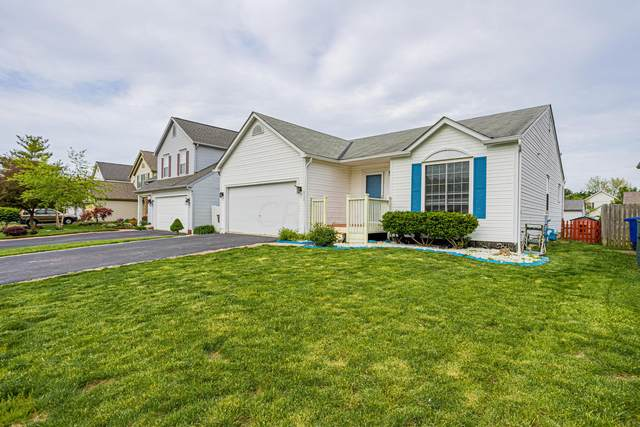 828 Spivey Lane, Galloway, OH 43119 (MLS #221016608) :: The Tobias Real Estate Group
