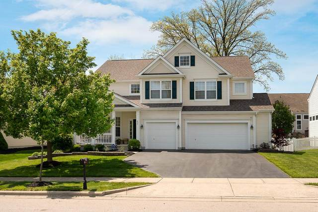 621 High Timber Drive, Westerville, OH 43082 (MLS #221016630) :: Shannon Grimm & Partners Team