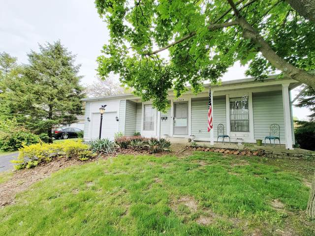 1348 Vauxhall Place, Columbus, OH 43204 (MLS #221016637) :: 3 Degrees Realty