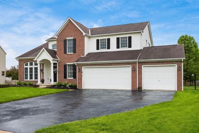 6231 Marshall Bay Circle, Grove City, OH 43123 (MLS #221016653) :: Jamie Maze Real Estate Group
