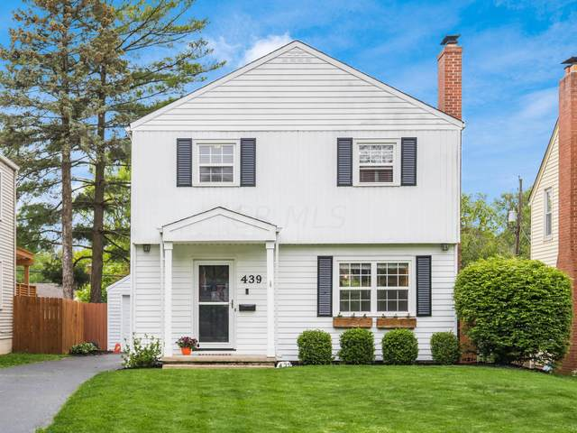 439 Garden Road, Columbus, OH 43214 (MLS #221016656) :: The Tobias Real Estate Group