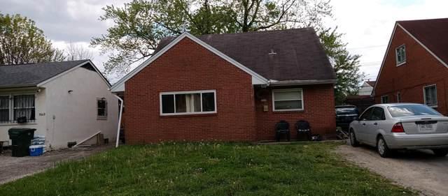 1643 E 26th Avenue, Columbus, OH 43219 (MLS #221016658) :: The Tobias Real Estate Group