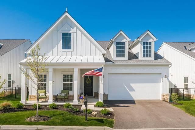 7053 Glenapp Lane 68-705, Dublin, OH 43016 (MLS #221016680) :: Signature Real Estate