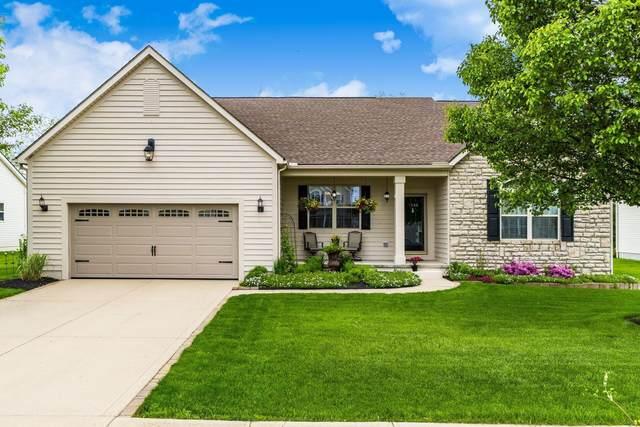 144 Whittington Place, Etna, OH 43062 (MLS #221016685) :: Jamie Maze Real Estate Group