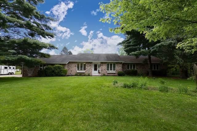 3060 N County Road 605, Sunbury, OH 43074 (MLS #221016689) :: Greg & Desiree Goodrich | Brokered by Exp