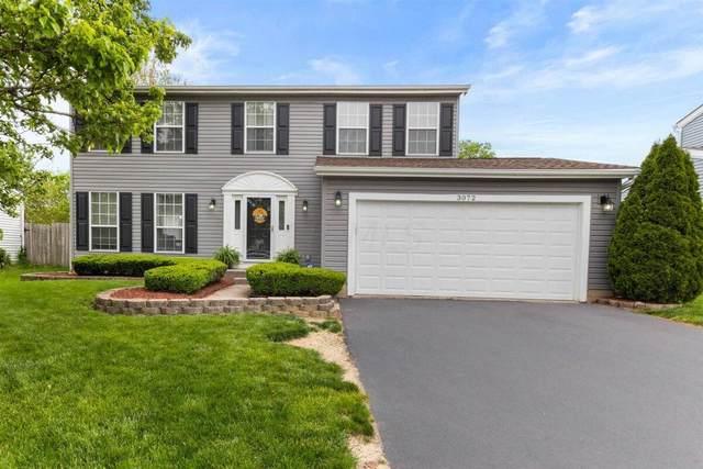 3072 Casper Avenue, Hilliard, OH 43026 (MLS #221016734) :: Jamie Maze Real Estate Group