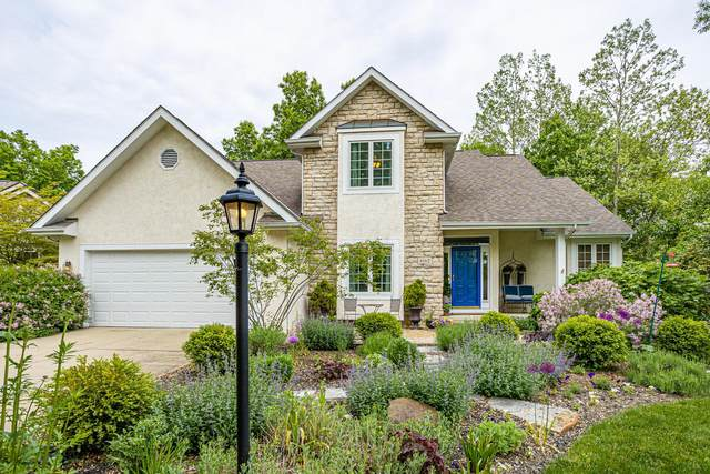 6162 Lynanne Court, Columbus, OH 43231 (MLS #221016737) :: The Tobias Real Estate Group