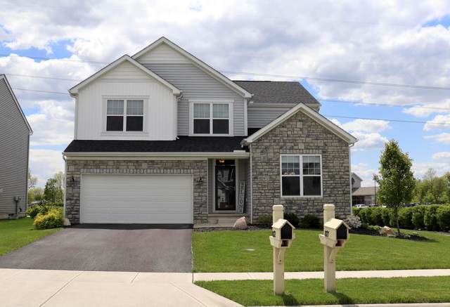 872 Admiral Drive, Sunbury, OH 43074 (MLS #221016764) :: The Tobias Real Estate Group