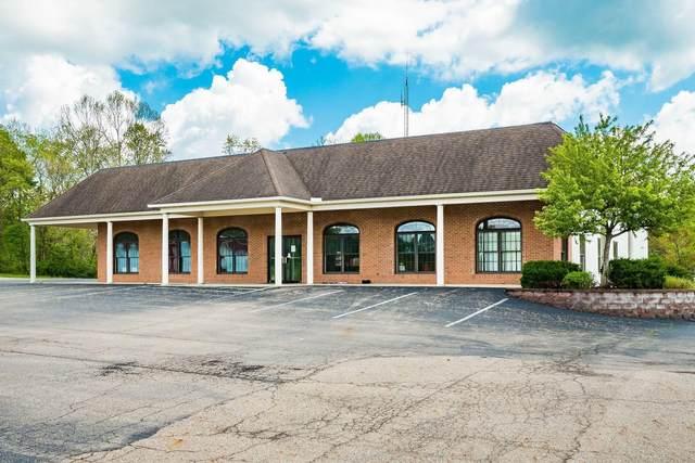 16508 Thompson Ridge Road, Laurelville, OH 43135 (MLS #221016789) :: Signature Real Estate