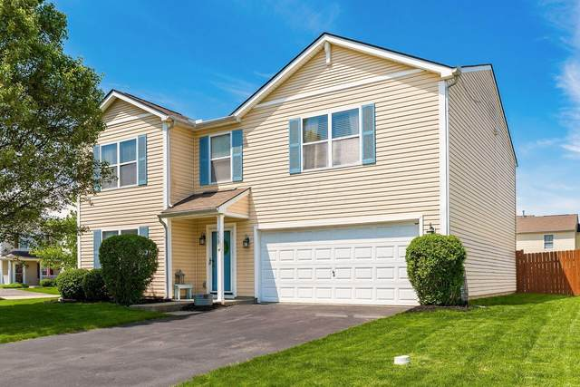 5505 Rockhurst Drive, Canal Winchester, OH 43110 (MLS #221016809) :: MORE Ohio