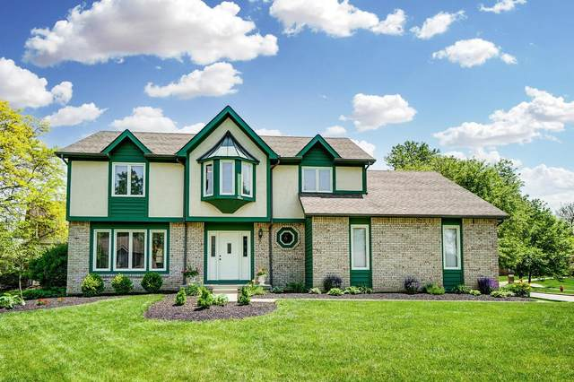 132 Executive Court, Westerville, OH 43081 (MLS #221016817) :: 3 Degrees Realty