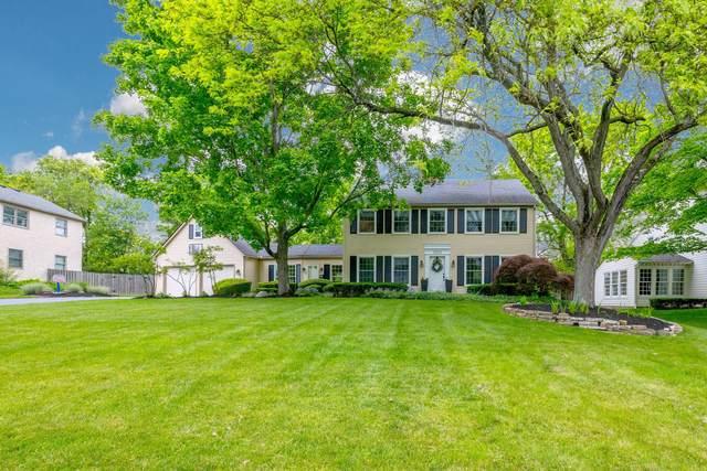 1130 Kingsdale Terrace, Upper Arlington, OH 43220 (MLS #221016824) :: 3 Degrees Realty