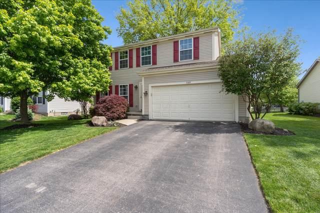 448 Springwood Lake Drive, Columbus, OH 43230 (MLS #221016860) :: Exp Realty