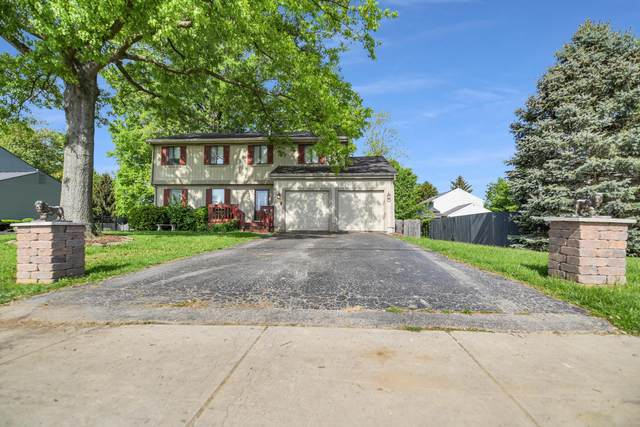 1069 S Hempstead Road, Westerville, OH 43081 (MLS #221016864) :: Jamie Maze Real Estate Group