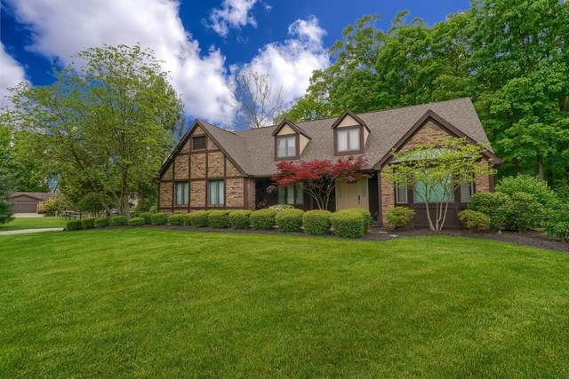 5181 Springfield Court, Westerville, OH 43081 (MLS #221016866) :: 3 Degrees Realty