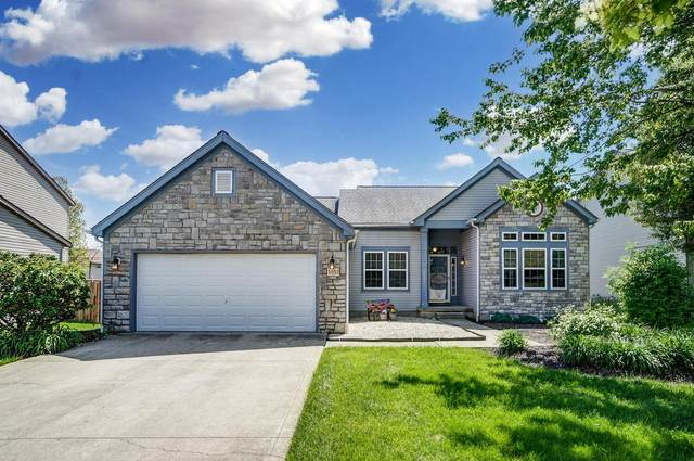 3852 Lake Lanier Drive, Grove City, OH 43123 (MLS #221016869) :: The Tobias Real Estate Group
