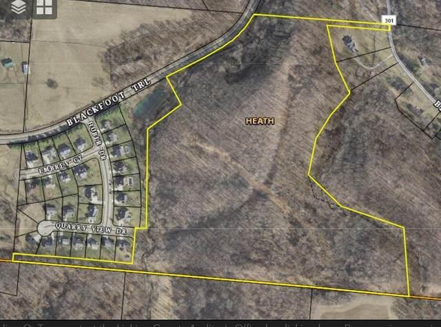 0 Blackfoot Trail, Heath, OH 43056 (MLS #221016870) :: Ackermann Team