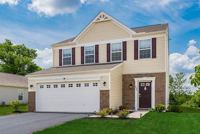 4081 Greenup Drive, Columbus, OH 43207 (MLS #221016877) :: The Tobias Real Estate Group