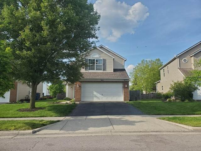 5814 Wooden Plank Road, Hilliard, OH 43026 (MLS #221016893) :: Jamie Maze Real Estate Group