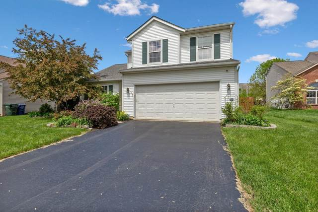 5774 Camhurst Court, Galloway, OH 43119 (MLS #221016901) :: The Tobias Real Estate Group