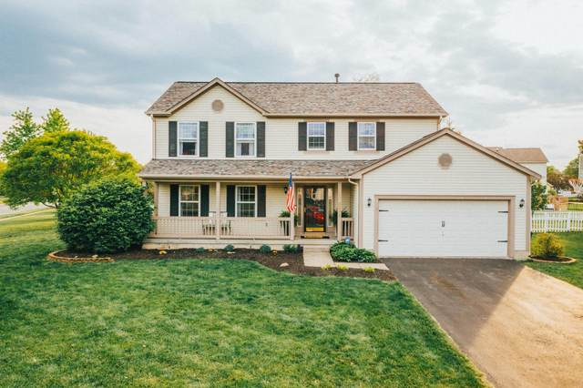 6674 Winesap Place, Westerville, OH 43082 (MLS #221016981) :: Jamie Maze Real Estate Group