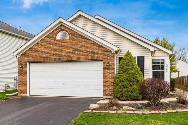 5764 Trailwater Lane, Hilliard, OH 43026 (MLS #221016983) :: Jamie Maze Real Estate Group