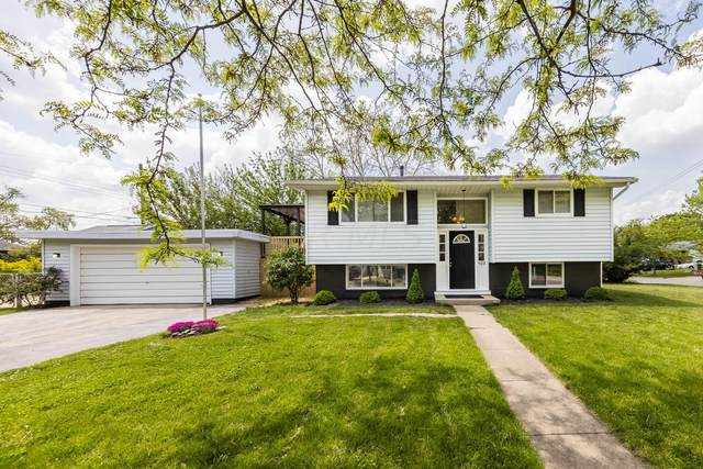 925 Maurine Drive, Columbus, OH 43228 (MLS #221016999) :: The Tobias Real Estate Group