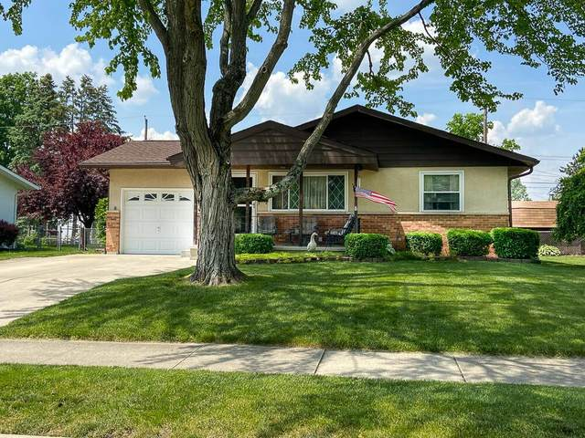 298 Electric Avenue, Westerville, OH 43081 (MLS #221017013) :: Ackermann Team