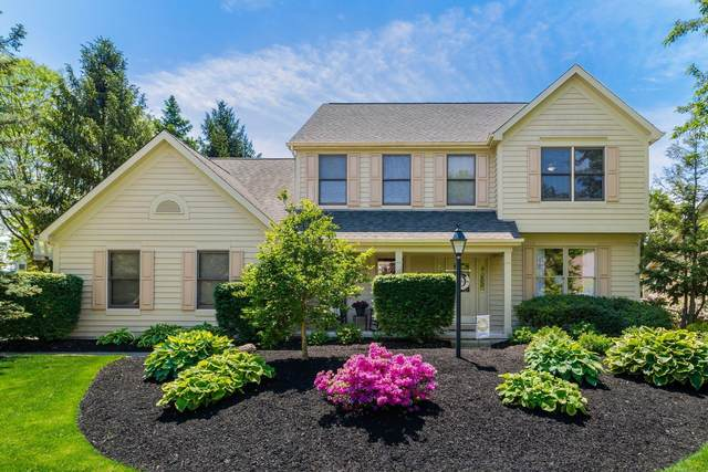 6321 Thorncrest Drive, Galloway, OH 43119 (MLS #221017019) :: The Tobias Real Estate Group