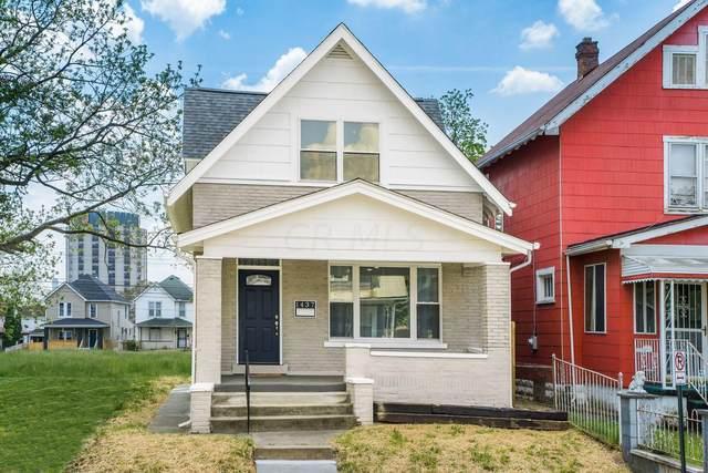 1437 Hildreth Avenue, Columbus, OH 43203 (MLS #221017041) :: Jamie Maze Real Estate Group