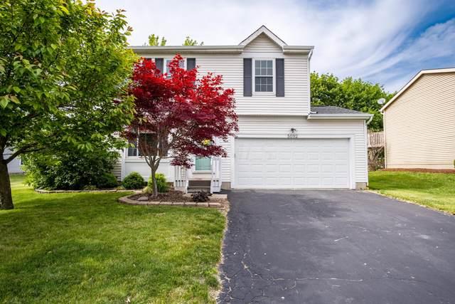 5092 Crockett Drive, Hilliard, OH 43026 (MLS #221017067) :: Jamie Maze Real Estate Group
