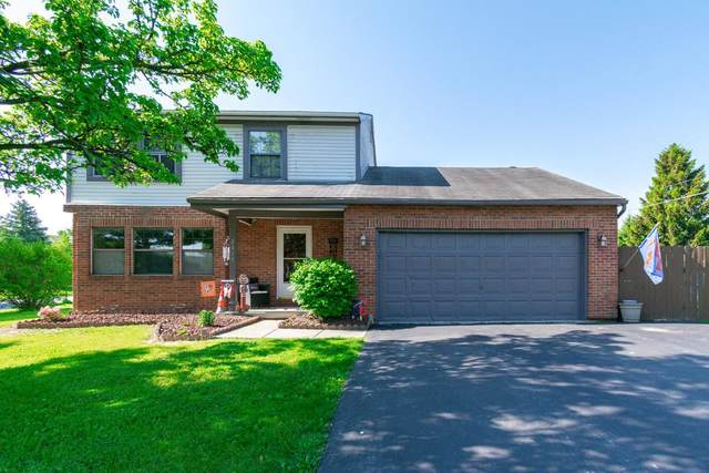 2459 Deerfield Drive, Grove City, OH 43123 (MLS #221017115) :: The Tobias Real Estate Group