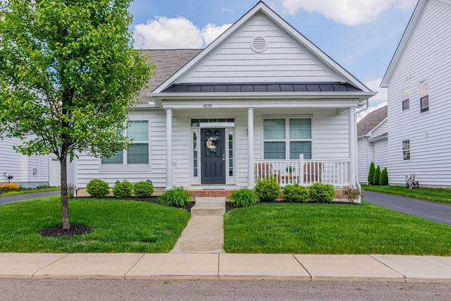 4030 Peregrine Pass Drive, Columbus, OH 43230 (MLS #221017137) :: The Tobias Real Estate Group