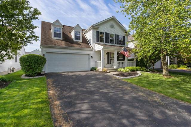 5981 Twin Pine Drive, New Albany, OH 43054 (MLS #221017140) :: MORE Ohio