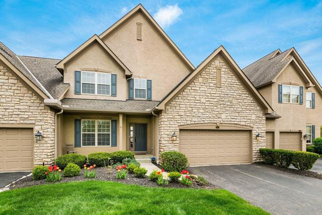 8135 Hillingdon Drive, Powell, OH 43065 (MLS #221017141) :: Berkshire Hathaway HomeServices Crager Tobin Real Estate
