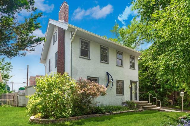25 E North Broadway, Columbus, OH 43214 (MLS #221017147) :: 3 Degrees Realty