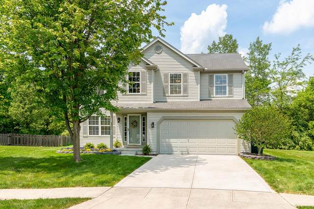 3304 Nathan Court, Columbus, OH 43204 (MLS #221017168) :: The Tobias Real Estate Group