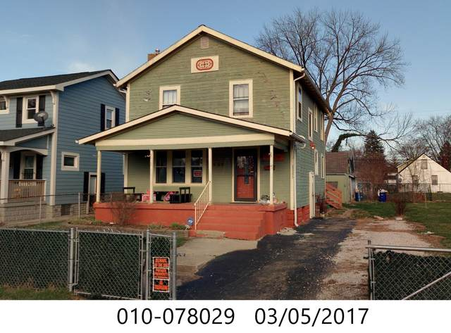 624 S Eureka Avenue, Columbus, OH 43204 (MLS #221017172) :: 3 Degrees Realty