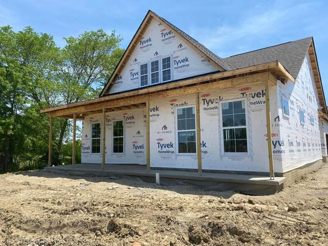 5615 Jessica Lane W Lot 3, Powell, OH 43065 (MLS #221017189) :: The Tobias Real Estate Group