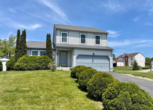 332 N Bend Drive, Pataskala, OH 43062 (MLS #221017205) :: Jamie Maze Real Estate Group