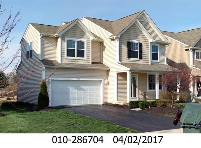 5770 Northup Road, Dublin, OH 43016 (MLS #221017208) :: The Tobias Real Estate Group