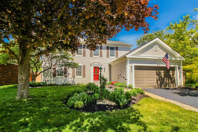 2104 Surrywood Drive, Dublin, OH 43016 (MLS #221017227) :: Jamie Maze Real Estate Group