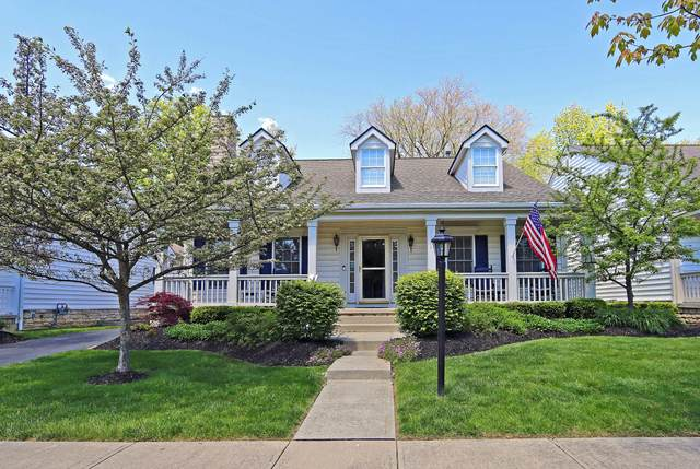 6934 Camden Drive, New Albany, OH 43054 (MLS #221017271) :: The Tobias Real Estate Group