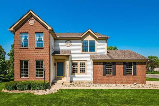805 Dunvegan Circle, Pickerington, OH 43147 (MLS #221017279) :: The Tobias Real Estate Group