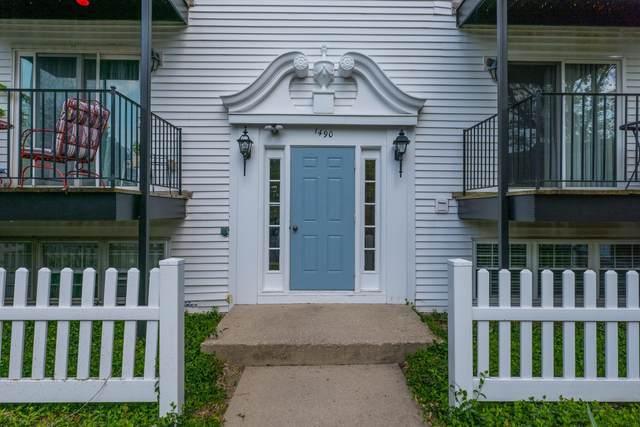 1490 Slade Avenue #201, Columbus, OH 43235 (MLS #221017286) :: Jamie Maze Real Estate Group
