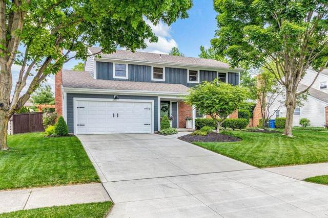186 Millfield Avenue, Westerville, OH 43081 (MLS #221017322) :: HergGroup Central Ohio