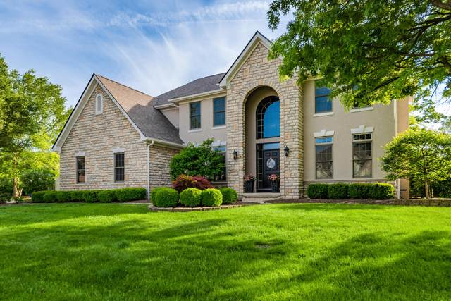 6368 Autumn Crest Court, Westerville, OH 43082 (MLS #221017326) :: The Tobias Real Estate Group