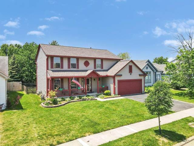 3431 Trentshire Drive, Canal Winchester, OH 43110 (MLS #221017336) :: Sam Miller Team