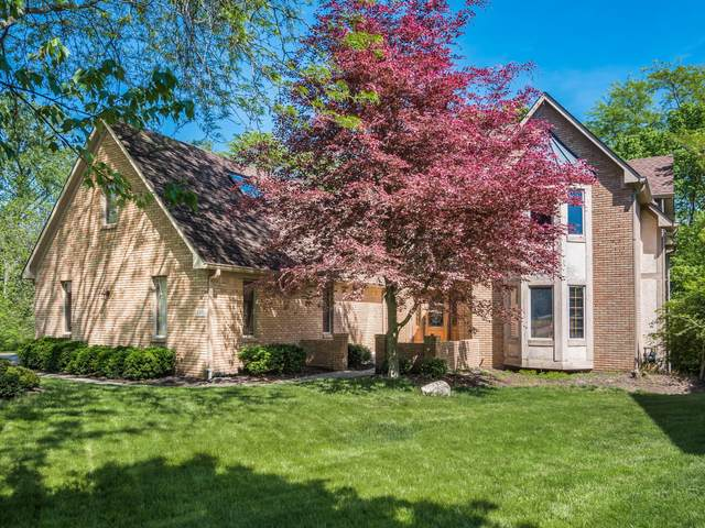 668 Broadsworth Court, Powell, OH 43065 (MLS #221017348) :: 3 Degrees Realty
