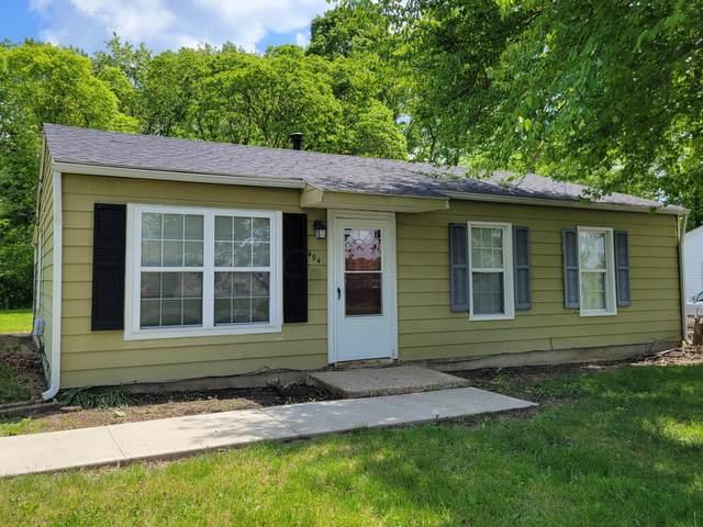 494 Ridgefield Road, Newark, OH 43055 (MLS #221017350) :: Berkshire Hathaway HomeServices Crager Tobin Real Estate
